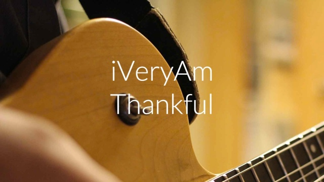 iVeryAm Thankful