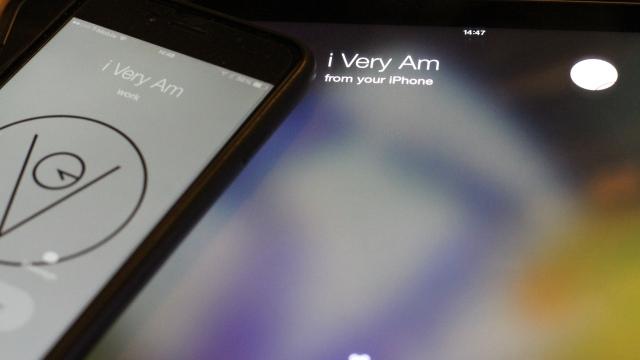 iPhone Cellular Calls on iPad