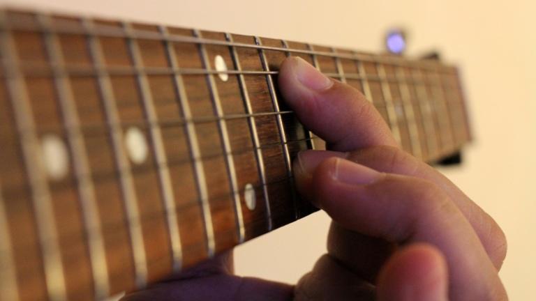 The Rains of Castamere, Guitar Fret