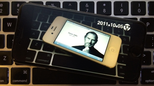 Steve Jobs, 3 Year Anniversary of his death.